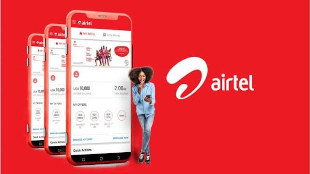 My Airtel App:/Yanda zaka samu kyautar data 1GB A layinku Na Airtel