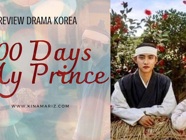 Review Drama Korea 100 Days My Prince  백일의 낭군님
