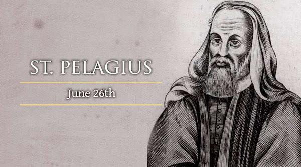 Santo Pelagius