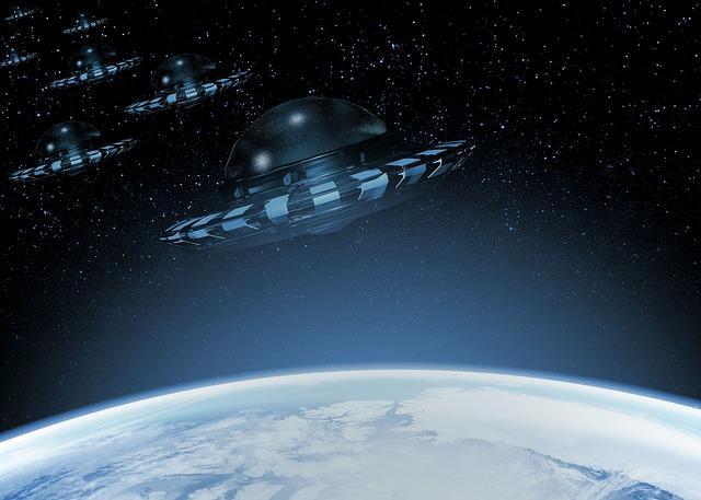 उड़ते हुए चुर्भुज : Real Story of Alien UFO