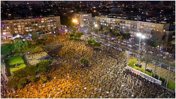 Thousand Israelis