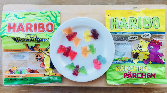 [回憶隨筆] HARIBO 小熊軟糖