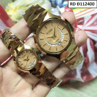 Đồng hồ cặp đôi Rado RD Đ112400