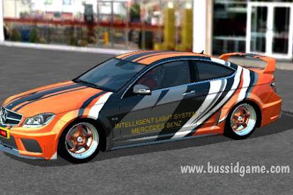 Mod Super Cars Mercedes-Benz C63 By RSM
