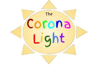 The Corona Light logo