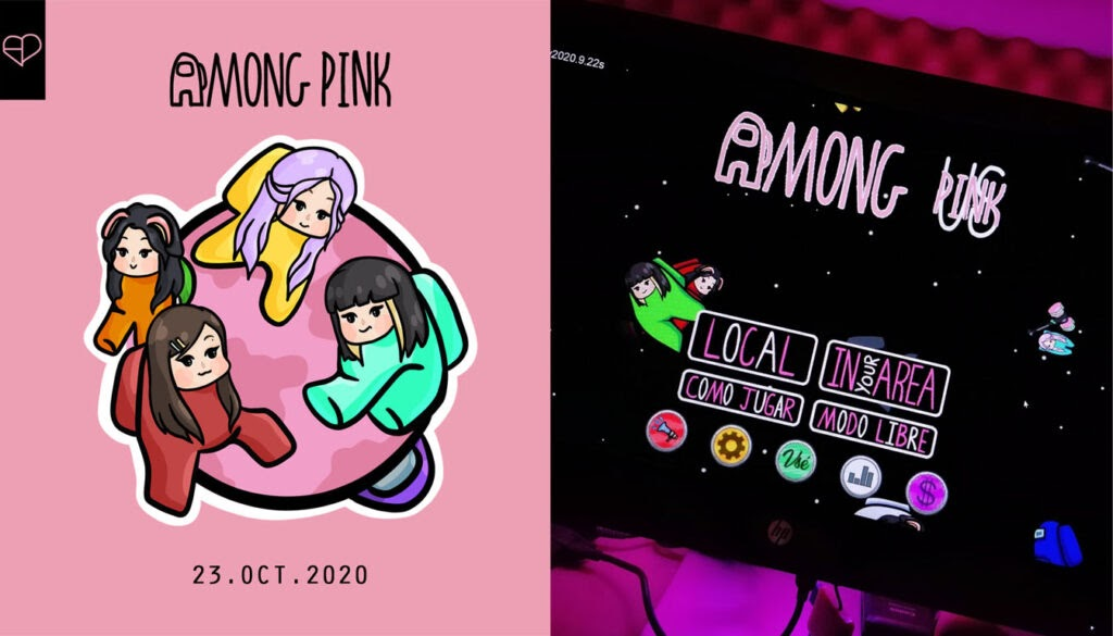 Among Us Pink Apk Download Guide For Among Us 1 1 Apk Downloadapk Net