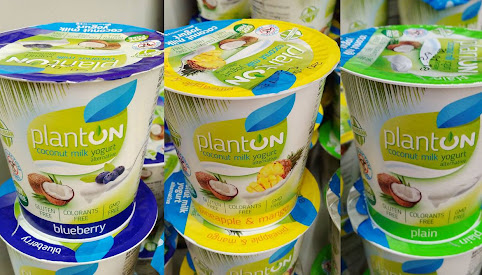 Jogurt kokosowy, Planton