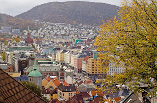 My Trip to Norway: Oslo and Bergen