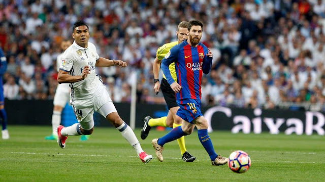2017 real madrid vs barcelona 2-3 rezultat final real madrid barcelona rezumat video goluri Real Madrid FC Barcelona 2-3 23.04.2017 El Clasico La Liga) rezumat video goluri youtube real madrid barcelona 23 aprilie 2017 messi golurile meciului de aseara lionel messi 500 goluri pentru barcelona madrid santiago bernabeu highlights video rezumat complet real madrid fc barcelona golurile partidei de aseara