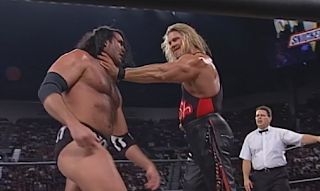 WCW Halloween Havoc 1998 - Scott Hall vs. Kevin Nash