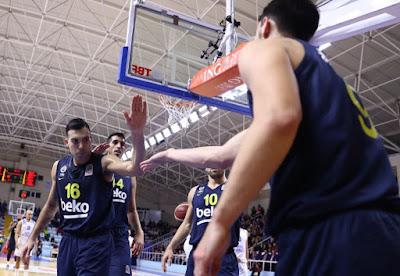 Fenerbahçe Beko 2019'u galibiyetle noktaladı