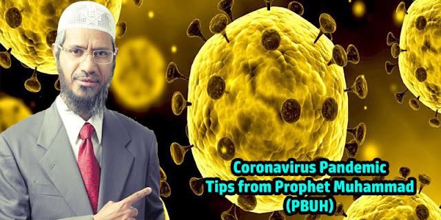 Coronavirus Pandemic - Tips from Prophet Muhammad (PBUH)