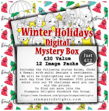 Winter Holidays Digital Mystery Box from Stampers Delights