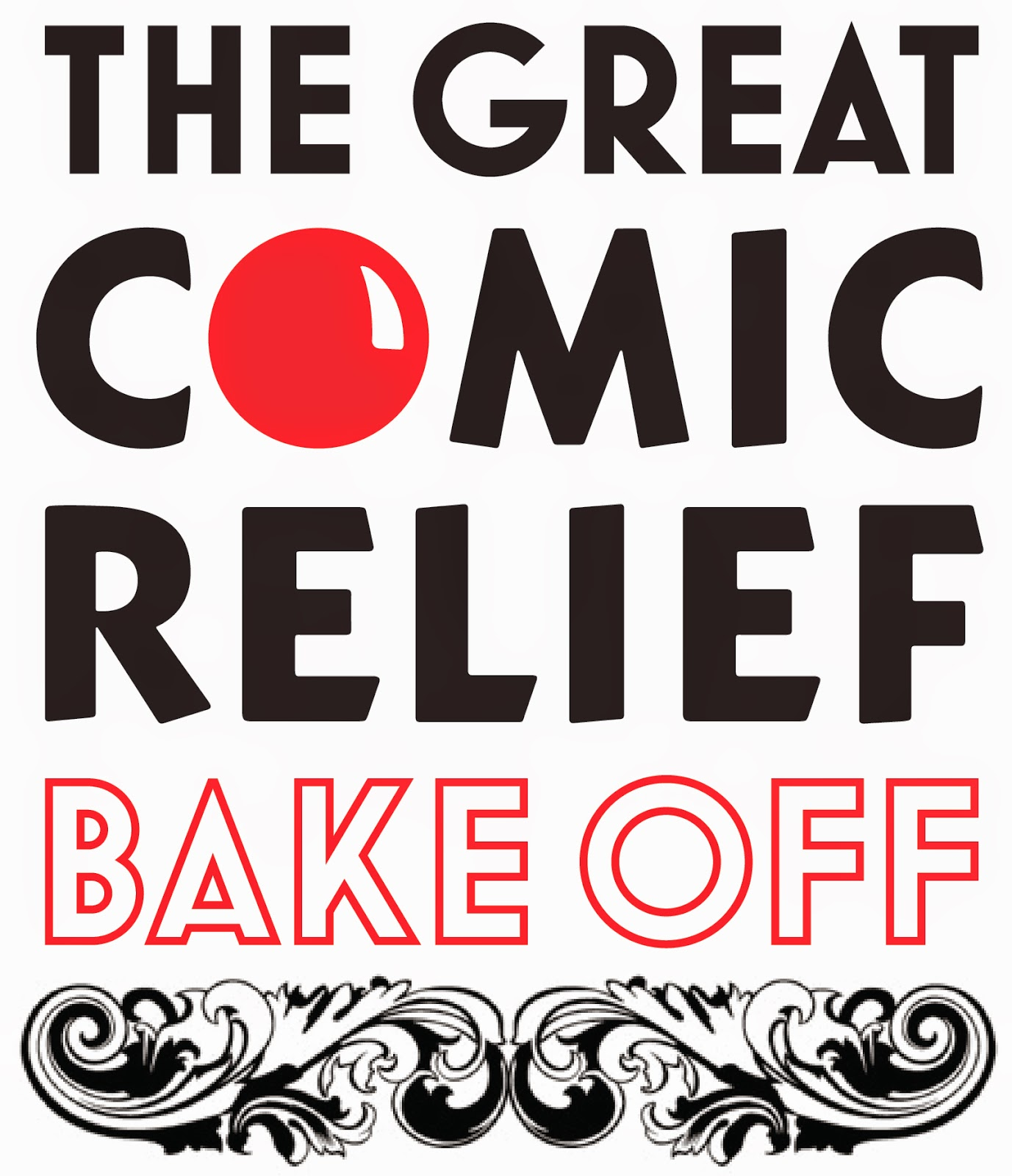 comic relief red nose bake off