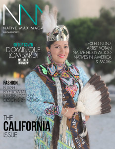Native Max Magazine cover