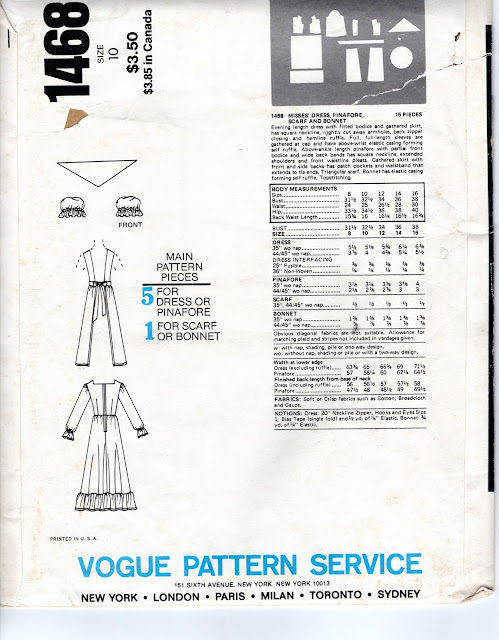 Vogue 1468 b
