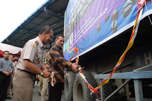 Ekspor Perdana Pertanian Dilepas Wagubsu