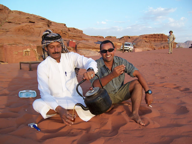 Roteiro Jordânia e Egito