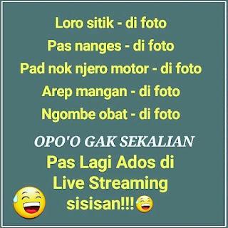 Contoh Gambar Status Whatsapp Sindirian