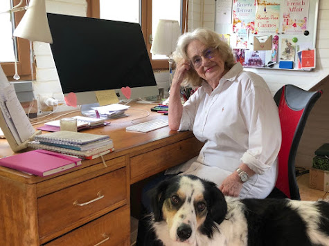 French Village Diaries From the Writing Desk interview Jennifer Bohnet