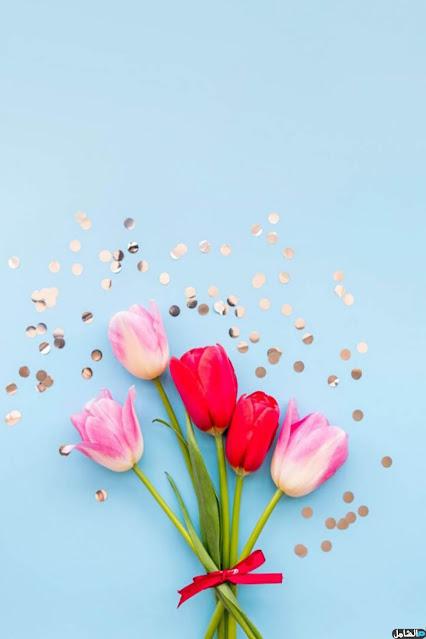 خلفيات زهور