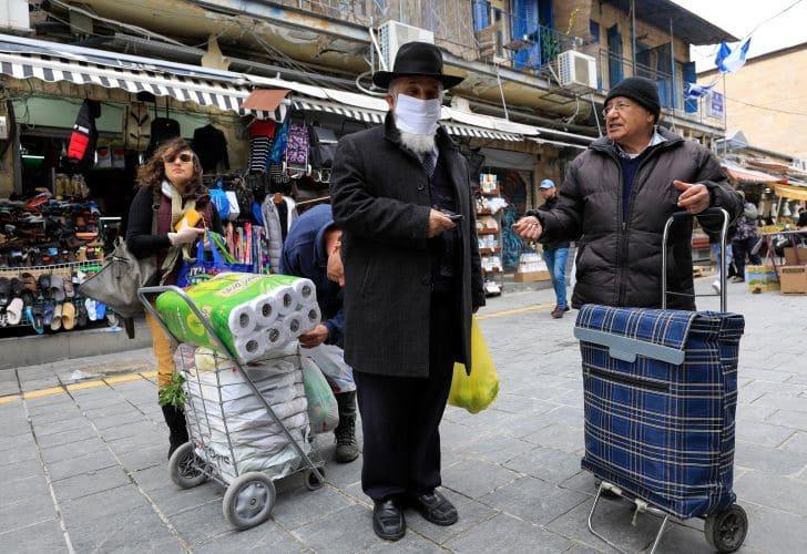 El regreso a la cuarentena recalienta la atmósfera política en Israel
