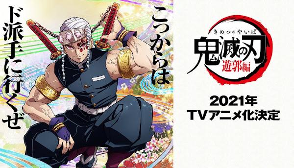 Drugi sezon Kimetsu no Yaiba, Yuukaku-hen