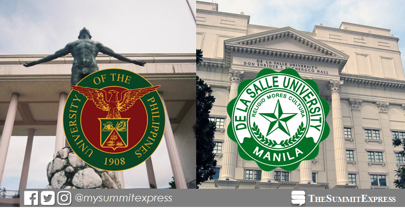 THE 2020 Rankings: UP, DLSU among world's top universities