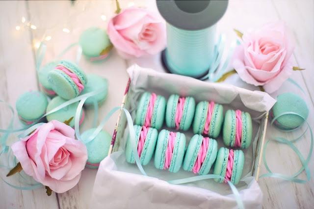 macarons-presente-fita-cetim