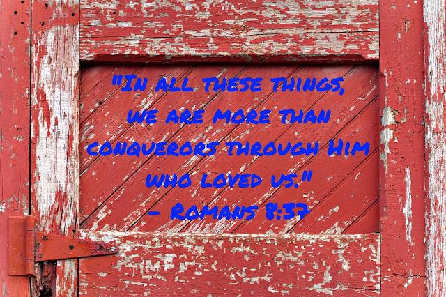 Romans 8:37 Allen Pearson Photography