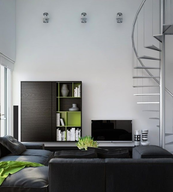 steel design of staircase