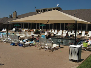 pool-shading