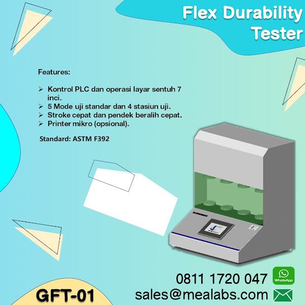 GFT-01 Flex Durability Tester