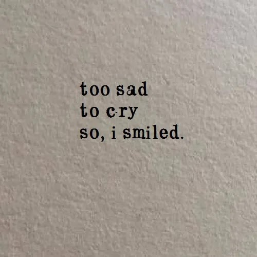 to sad to cry written on paper, Sad DP for girls