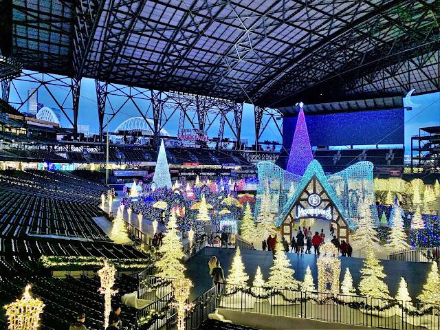 Christmas, Christmasmarket, SeattleWA, Seattlebloggers, Tmobilepark