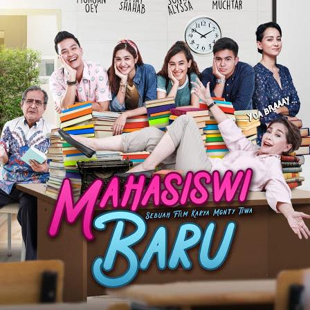 Review Film Mahasiswi Baru, Drama Komedi Tontonan Keluarga Dijamin Lucu !