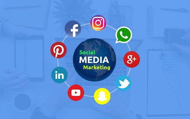 सामाजिक मीडिया विपणन (Social Media Marketing)