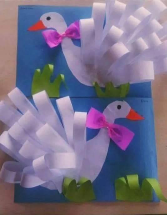 أفكار لعمل أنشطة فنية لأطفال الحضانة 11954662_16058592396