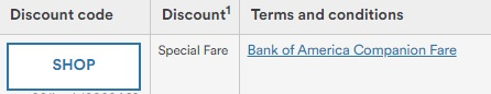 How to View Your Companion Fare Discount in Your Alaska Airlines Account?