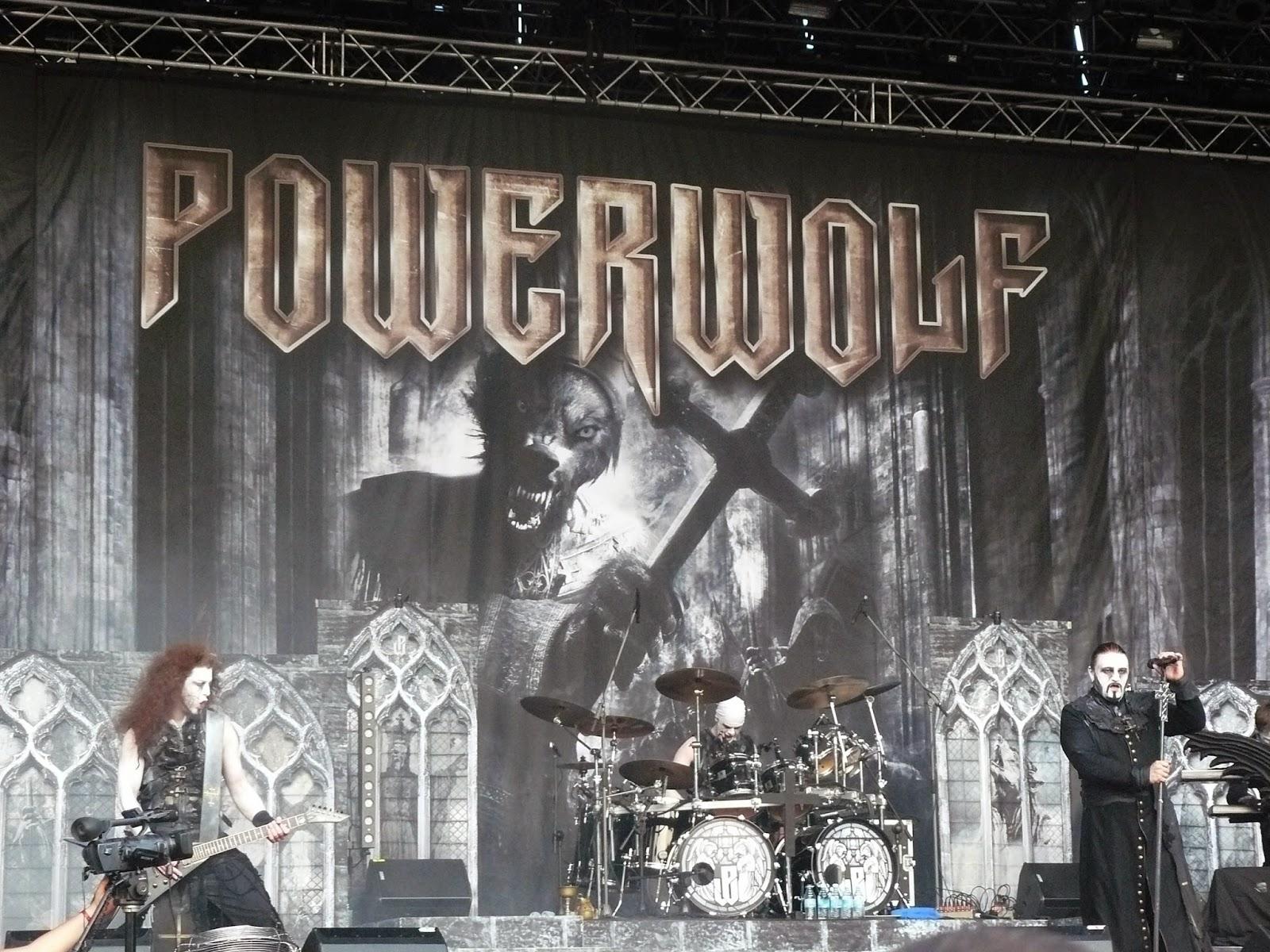Powerwolf - Metaldays