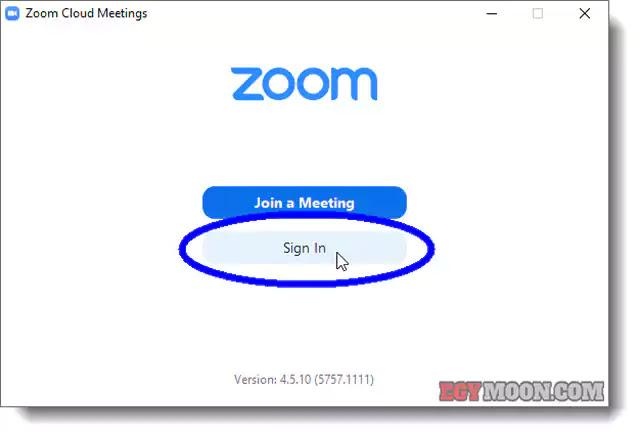 تحميل برنامج زوم zoom لعمل مؤتمرات فيديو على مستوى المؤسسات وتطبيق للرسائل