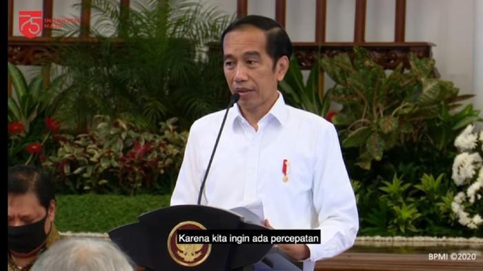 Ibaratkan Perekonomian Layaknya Komputer Hang, Jokowi Terlihat Seperti Sedang Putus Asa. Sudah Tidak Kuat?