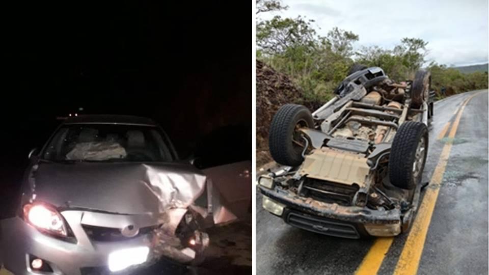 Igaporã-BA: Final de semana com muitos acidentes na BR 430