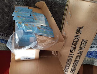 Kabupaten Lumajang Dapat Suplai 10.000 Blangko E-KTP
