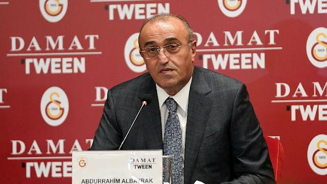 Abdurrahim Albayrak: Beyaz bir sayfa açmanın zamanı geldi...