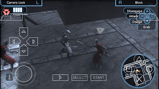 Assassin's Creed - Bloodlines game ppsspp Android