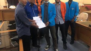 DPRD Muarojambi Sambut Kunjungan Gerakan Mahasiswa Kecamatan Sekernan