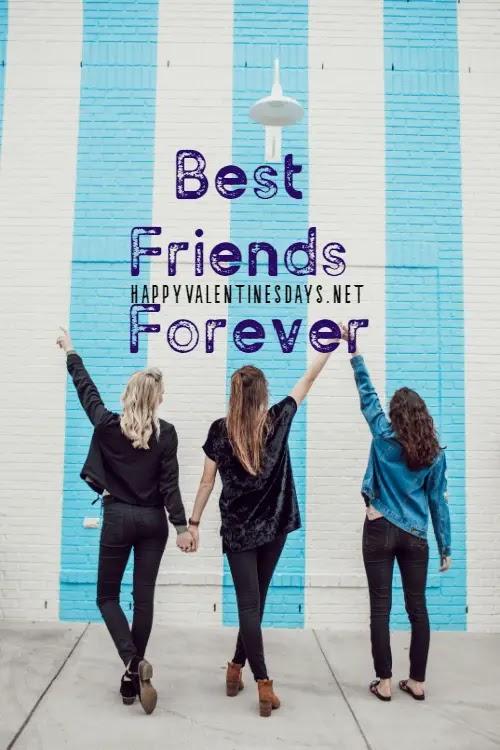 3 girls best friends images