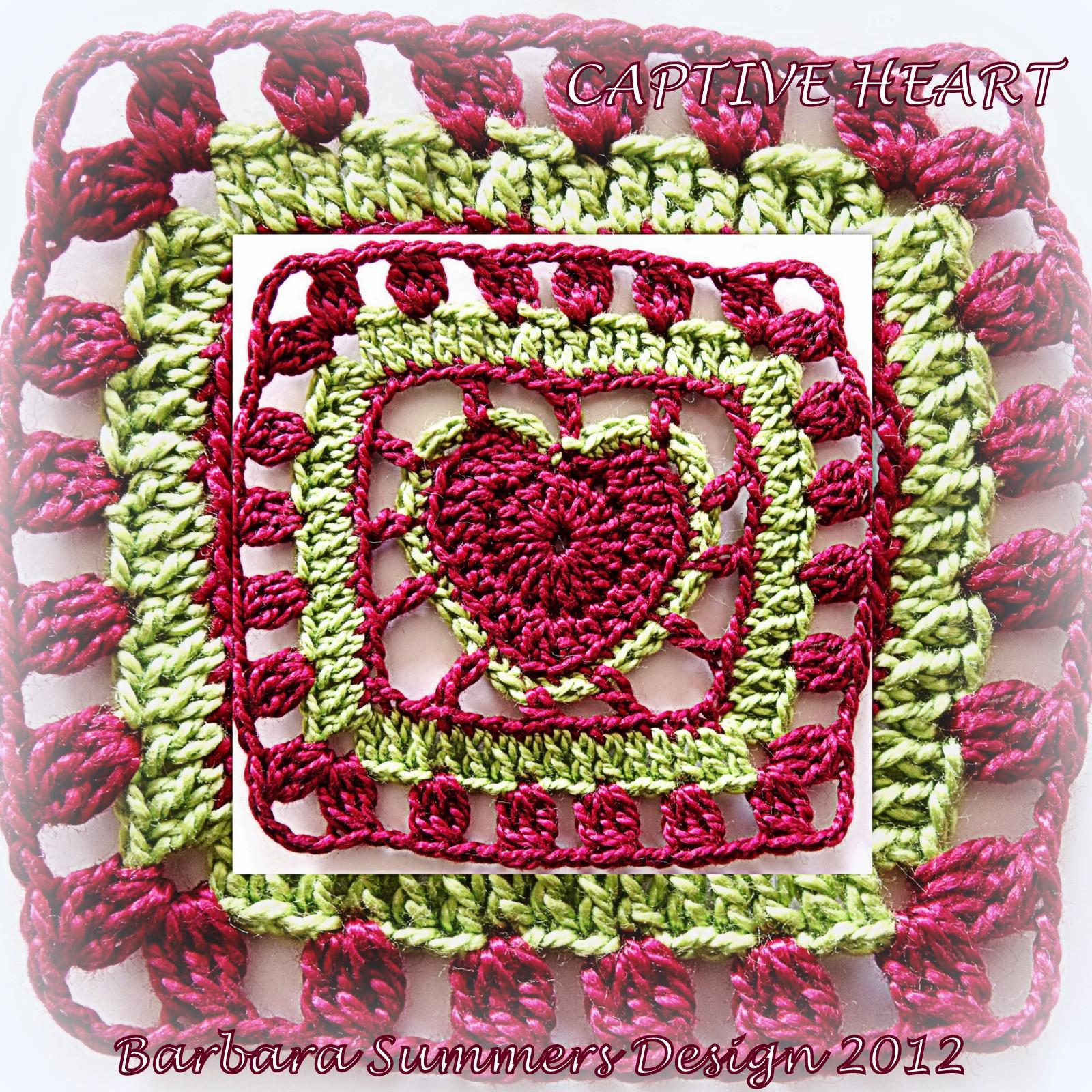 Microcknit creations crochet heart saga crochet patterns how to crochet hearts square hearts hearts afghan granny bankloansurffo Choice Image