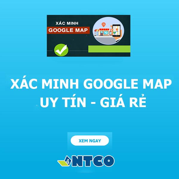 xac minh google map